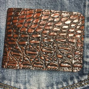 Other - Men's wallet,genuine leather.